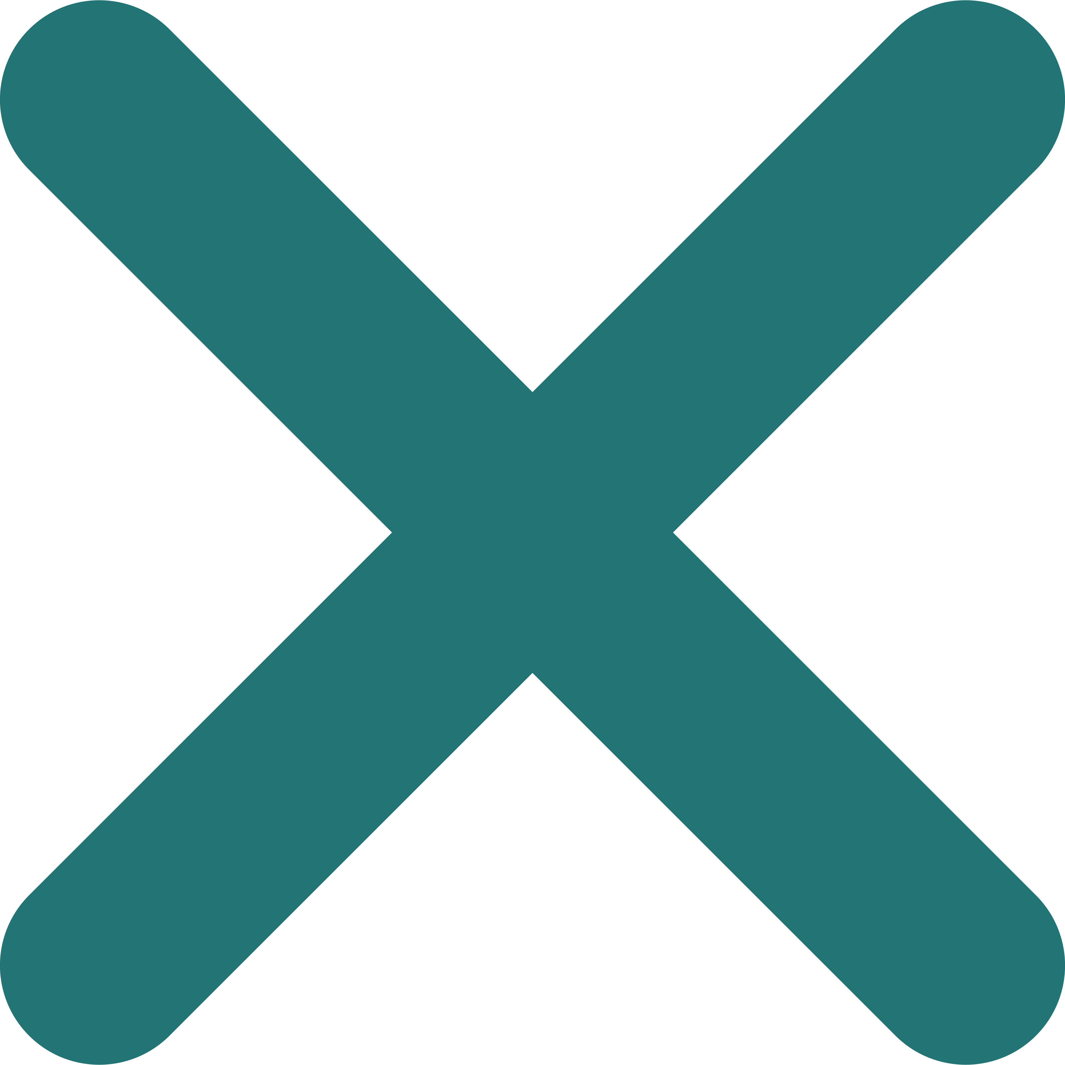 cross interface icon